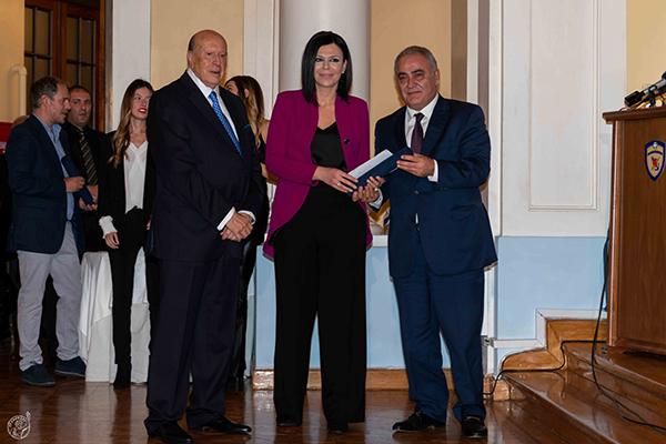 Το Ε.Ε.Α. μεταξύ των απονεμητών στα Δημοσιογραφικά Βραβεία του Ιδρύματος Μπότση