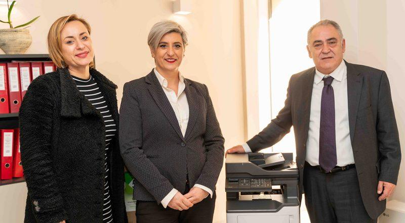 Το Ε.Ε.Α. δίπλα στο Κέντρο Ερευνών για θέματα Ισότητας