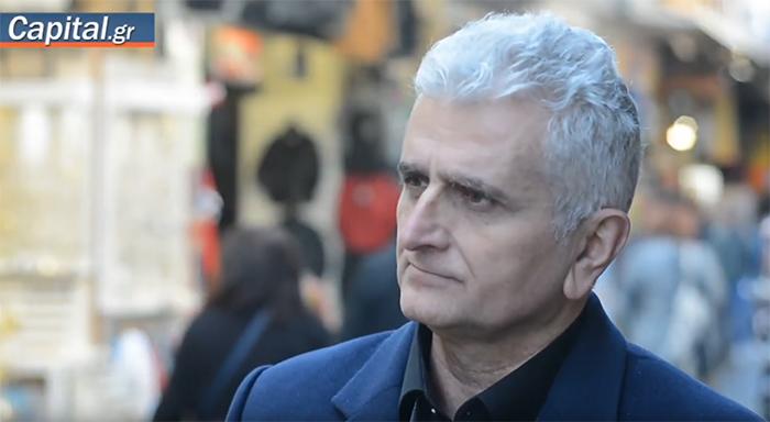 Ν. Κογιουμτσής στο Capital TV για μέτρα στήριξης των εμπόρων, Κυριακές