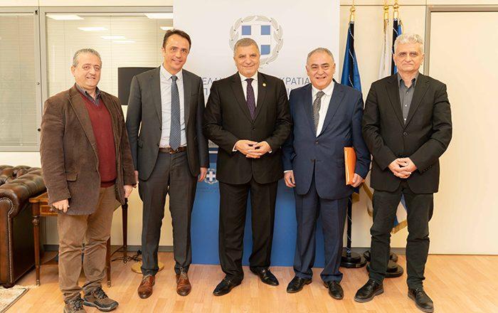 Συνεργασία Ε.Ε.Α. – Περιφέρειας Αττικής για στήριξη των επιχειρήσεων