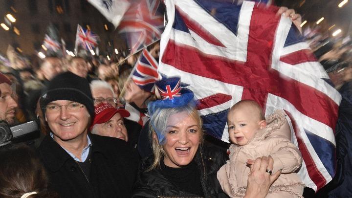 Brexit: Το Ηνωμένο Βασίλειο εκτός ΕΕ