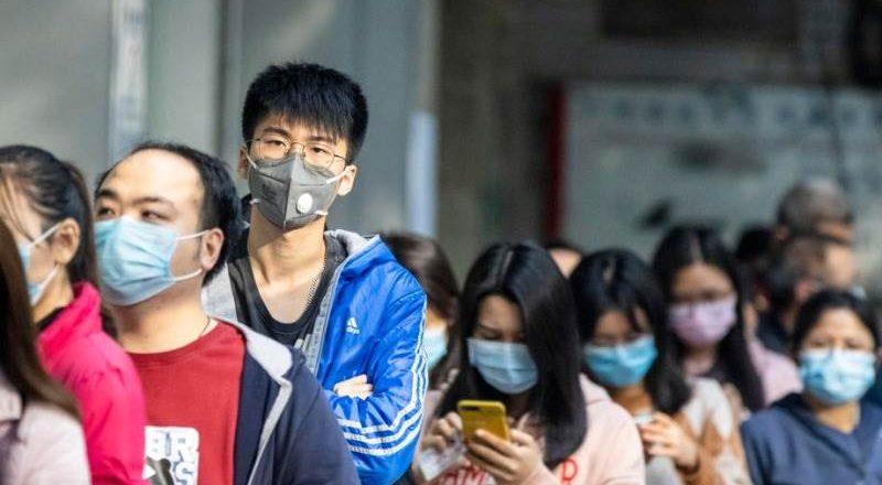 Χωρίς κρούσμα κορονοϊού εγχώριας μετάδοσης η Κίνα χθες