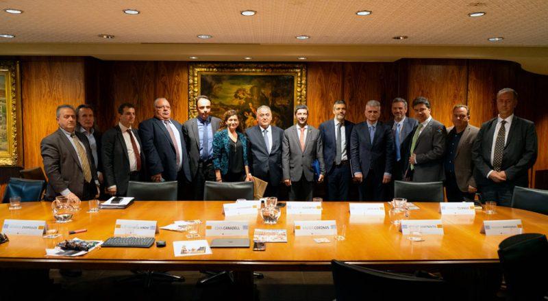 Το Ε.Ε.Α. στην Ισπανία: «Σειρά σημαντικών επαφών με το Επιμελητήριο Βαρκελώνης και με φορείς στήριξης της επιχειρηματικότητας»