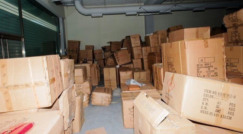 Παρεμπόριο: Πρόστιμα 63.670 ευρώ σε μία εβδομάδα