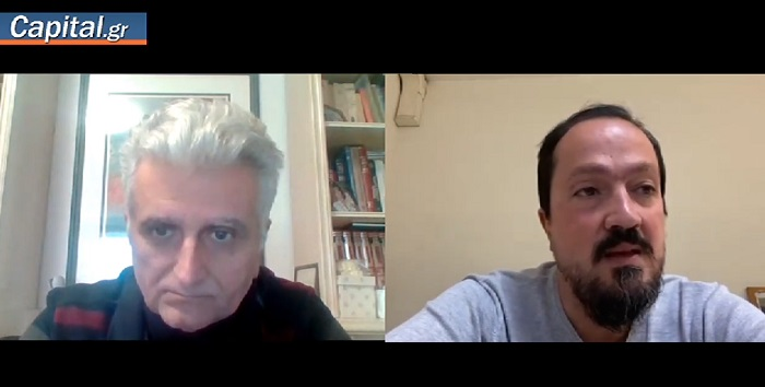 Ν. Κογιουμτσής στο Capital TV: Voucher στον εσωτερικό τουρισμό και άτοκα δάνεια στους κομιστές επιταγών