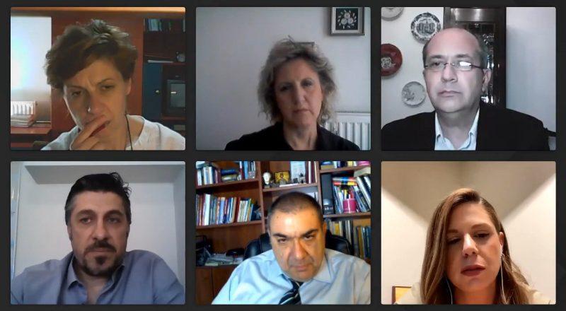 Webinar E.E.A.:  Απαντήσεις στα θέματα Υγιεινής και Ασφάλειας του κομμωτηρίου