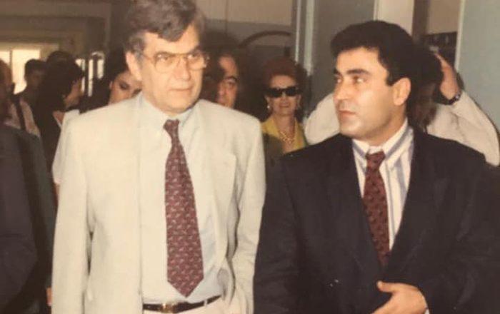 Γ. Χατζηθεοδοσίου για την απώλεια του Δημήτρη Κρεμαστινού: Έφυγε ένας σπουδαίος άνθρωπος, ένας λαμπρός επιστήμονας και ένας οραματιστής πολιτικός