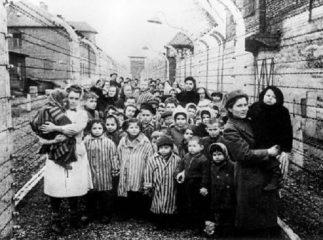 Παιδιά – πειραματόζωα σε στρατόπεδα συγκέντρωσης