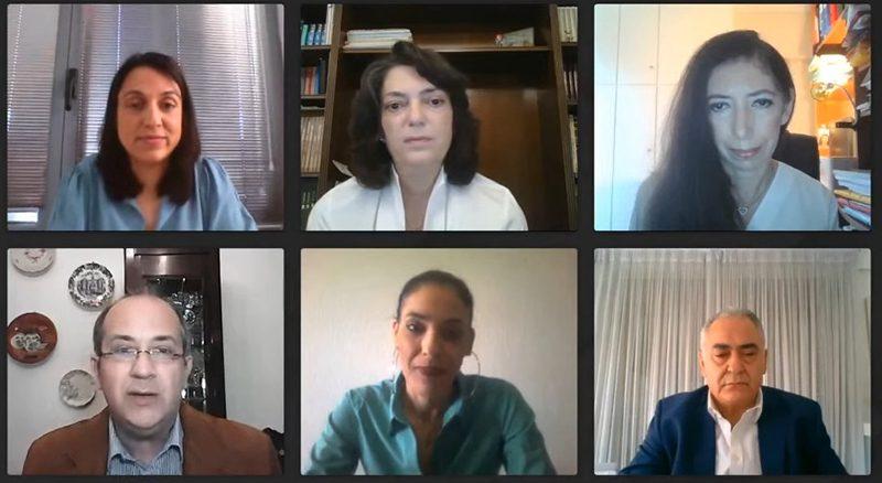 Ρεκόρ διάρκειας και συμμετοχής στο webinar του Κλάδου των Αισθητικών