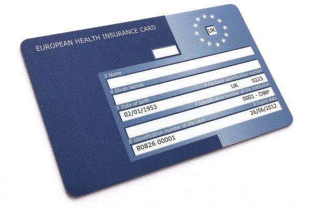 Μέσω ΚΕΠ η αίτηση για Ευρωπαϊκή Κάρτα Ασφάλισης Ασθενείας