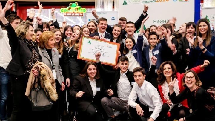 Πανευρωπαϊκό Βραβείο Καινοτομίας κατέκτησε η ελληνική μαθητική «Start Up» ΕCOWAVE
