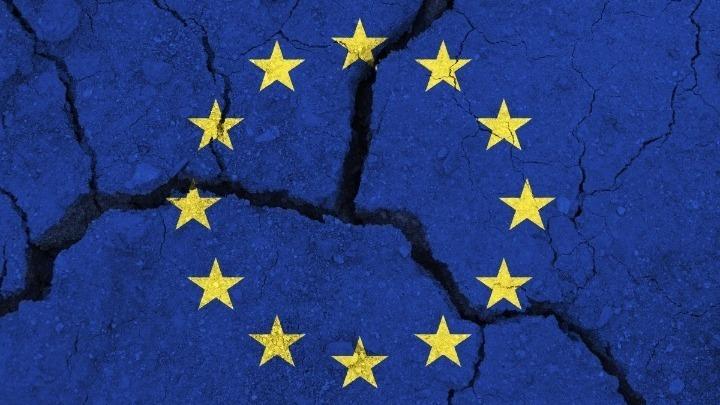 Ευρωζώνη: Συρρίκνωση-ρεκόρ της οικονομίας στο β' τρίμηνο