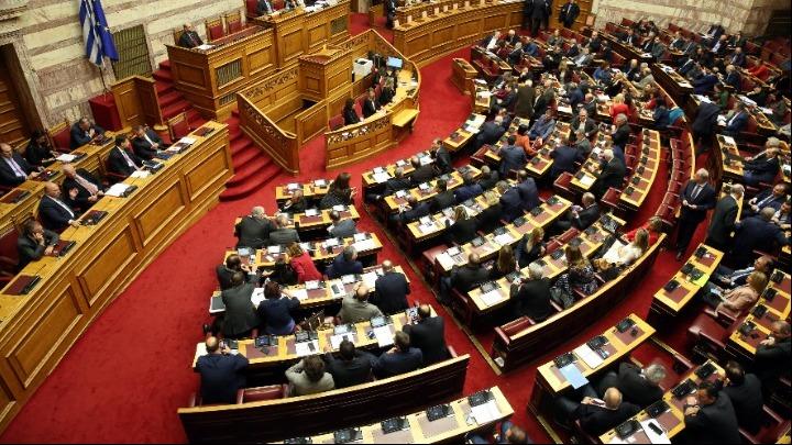 Βουλή: Τροπολογία Παράτασης ρυθμίσεων για την αντιμετώπιση της διασποράς του νέου κορωνοϊού