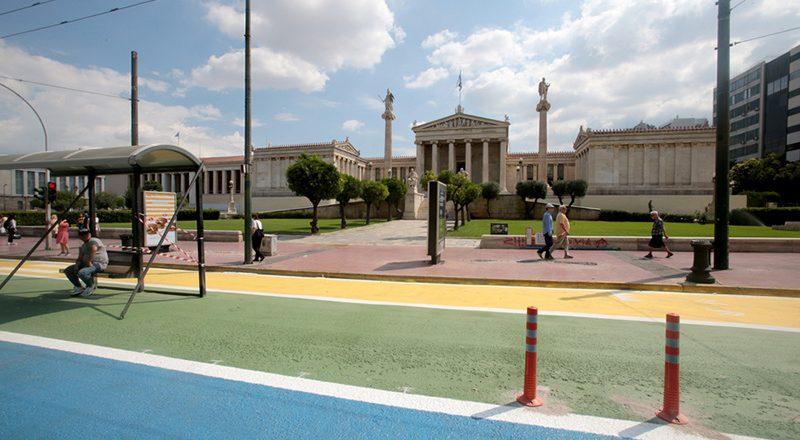 Δήμος Αθηναίων: Μεγάλος Περίπατος: Συγκοινωνιακή αποτίμηση για τον Μεγάλο Περίπατο