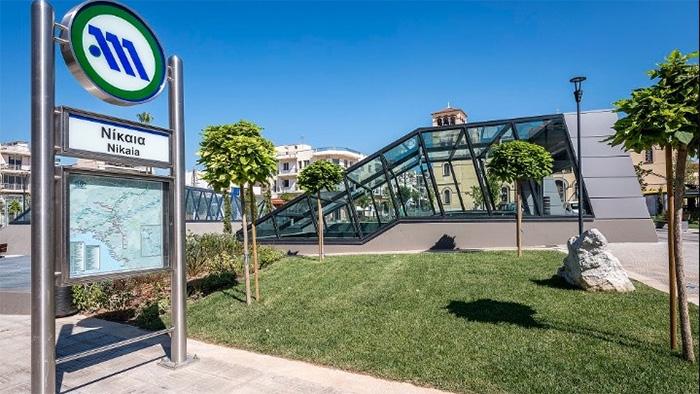 Παραδίδονται σήμερα οι 3 νέοι σταθμοί του μετρό σε Αγ. Βαρβάρα, Κορυδαλλό και Νίκαια – Σε λειτουργία από αύριο