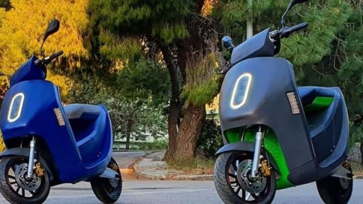 Τεχνολογία: Το πρώτο ελληνικό σκούτερ, ηλεκτροκίνητο και «έξυπνο»