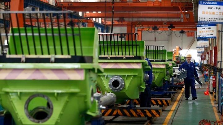 Eurostat: Μικρότερη η μείωση της βιομηχανικής παραγωγής στην Ελλάδα σε σχέση με την Ευρωζώνη μετά τον κορονοϊό