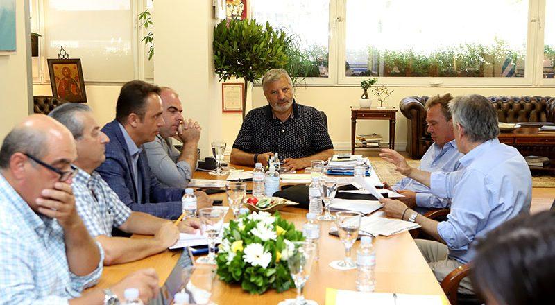 Περιφέρεια Αττικής – Ε.Ε.Α.: Στα σκαριά Κυκλοφοριακή Αγωγή για Ευπαθείς Κοινωνικές Ομάδες του Δ. Ασπροπύργου