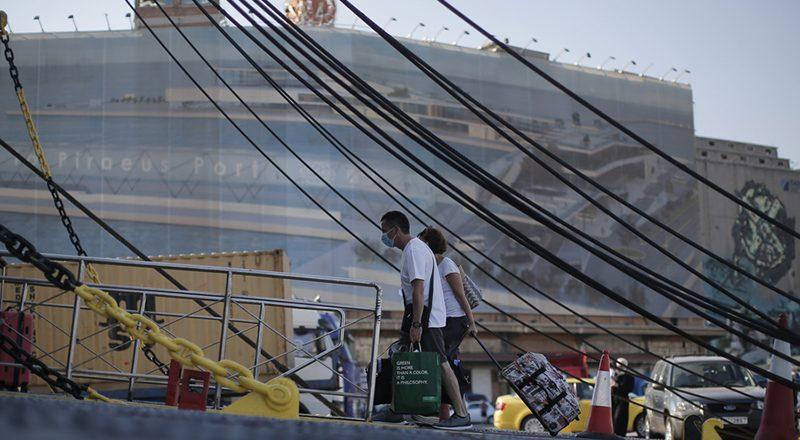 Περιφέρεια Αττικής: Δειγματοληπτικός έλεγχος στους ταξιδιώτες που επιστρέφουν σε Πειραιά και Ραφήνα