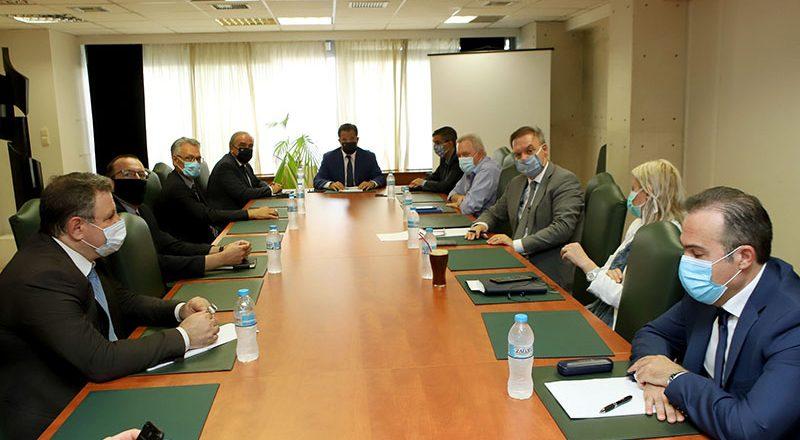 Υπουργείο Ανάπτυξης: Πρώτη σύσκεψη για το Ταμείο Ανάκαμψης