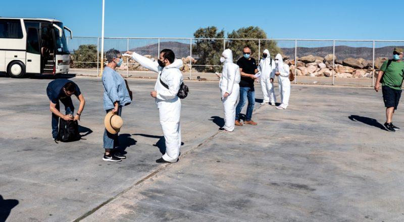 Κορονοϊός-Ελλάδα: 2.249 νέα κρούσματα, 335 διασωληνωμένοι, 30 θάνατοι