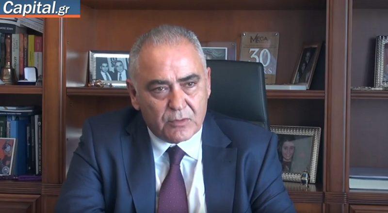 Γ. Χατζηθεοδοσίου στο Capital TV για τη δωρεάν δημιουργία e-shop από το Επαγγελματικό Επιμελητήριο Αθηνών