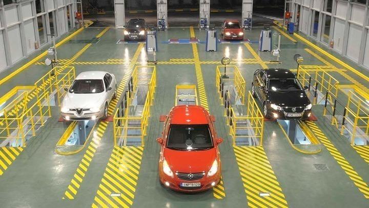 Παρατάσεις Δελτίων Τεχνικού Ελέγχου και Καρτών Ελέγχου Καυσαερίων όλων των αυτοκινήτων πλην φορτηγών και λεωφορείων