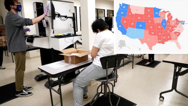 Αμφίρροπη η μάχη στις προεδρικές εκλογές των ΗΠΑ