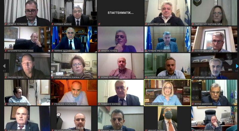 Φώφη Γεννηματά στην τηλεδιάσκεψη του Ε.Ε.Α.: Ρεαλιστικό το αίτημα των πληττόμενων επιχειρήσεων για «κούρεμα» υποχρεώσεων