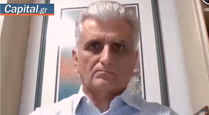 Ν. Κογιουμτσής στο CAPITAL TV: Οι στρεβλώσεις στην αγορά που προκλήθηκαν λόγω του lockdown
