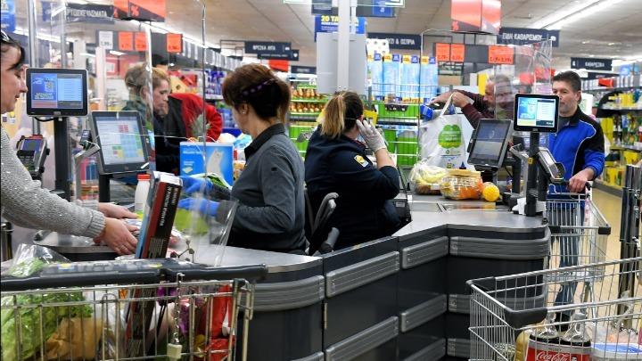 Σούπερ μάρκετ Ανάπτυξη 8,4% της συνολικής αγοράς