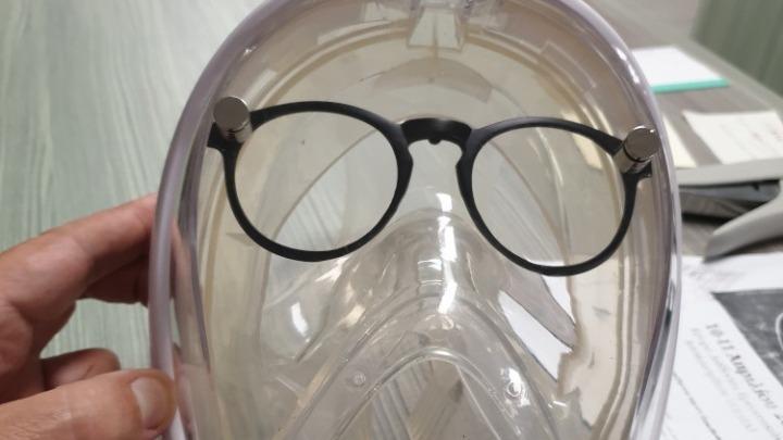 Ιατρική τεχνολογία: Μικροβιοκτόνος μάσκα για το υγειονομικό προσωπικό από το ΑΠΘ