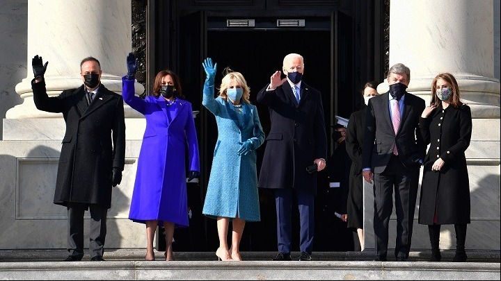 Ο Τζο Μπάιντεν ορκίστηκε 46ος πρόεδρος των ΗΠΑ