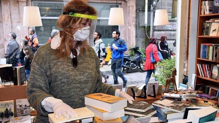 Πληροφορίες του Ε.Ε.Α. για άνοιγμα του λιανεμπορίου σε Θεσσαλονίκη και Αχαϊα
