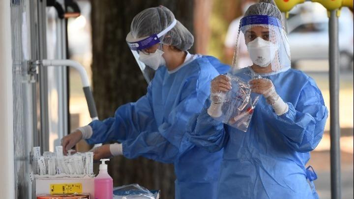 Κορονοϊός: 605 κρούσματα, 292 διασωληνωμένοι, 24 θάνατοι