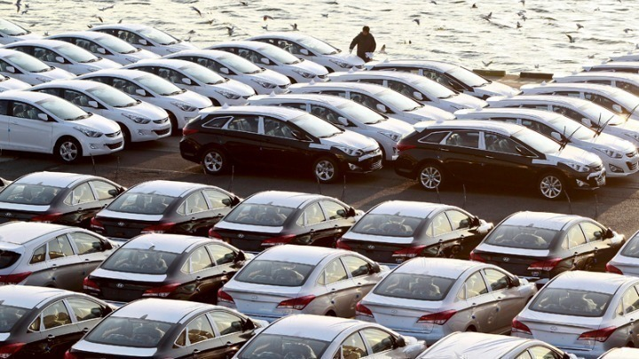 Αύξηση πωλήσεων στην αγορά αυτοκινήτων