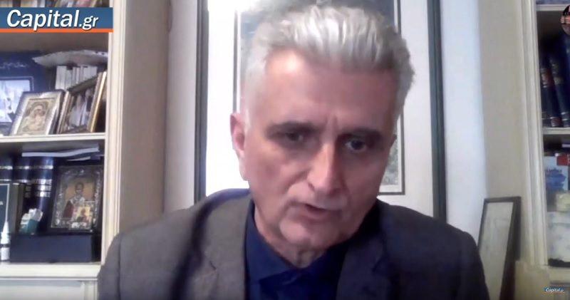 Ν. Κογιουμτσής στο Capital TV: Τα μέτρα δεν επαρκούν για την επανεκκίνηση του εμπορίου