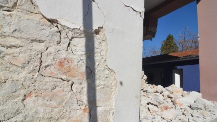 Ισχυρός σεισμός στην Ελασσόνα – Άμεσα μέτρα βοήθειας