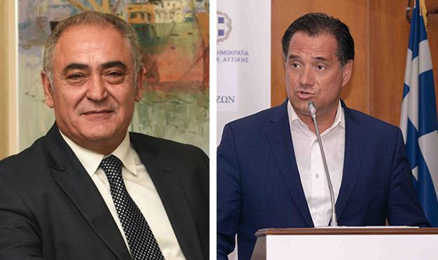 """Και ο Υπουργός Ανάπτυξης Αδ. Γεωργιάδης στο Webinar του EEA με θέμα: """"Ελεύθερος και αθέμιτος ανταγωνισμός και μικρομεσαίες επιχειρήσεις""""- Σήμερα στις 17:00"""