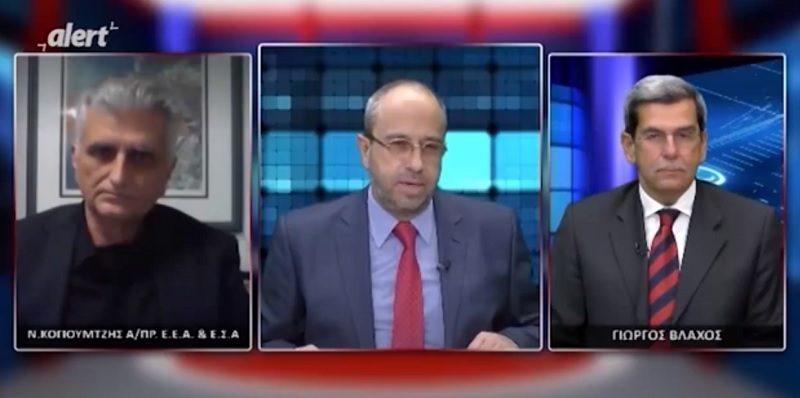 Ν. Κογιουμτσής: Δεν επαρκούν τα αντισταθμιστικά μέτρα – Μονόδρομος το «κούρεμα» οφειλών