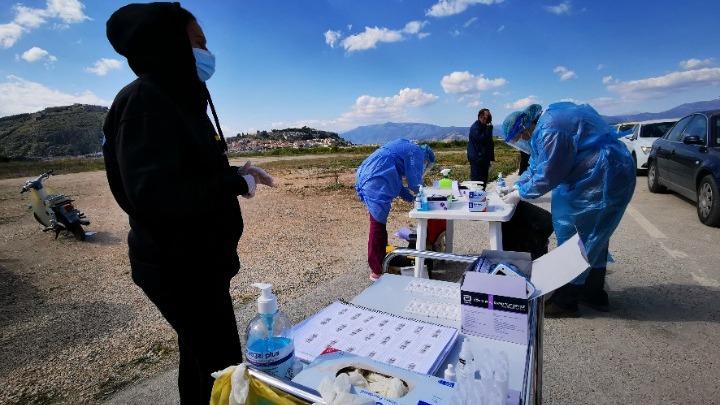 Κορονοϊός: 2.801 νέα κρούσματα, 781 διασωληνωμένοι, 75 θάνατοι
