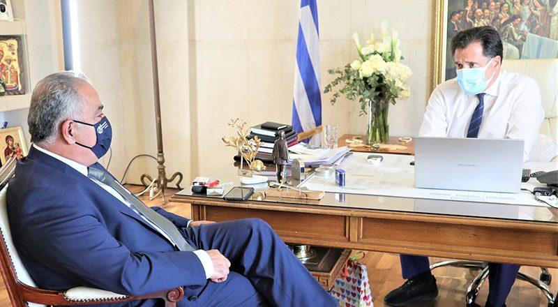 Αίτημα του Ε.Ε.Α. στον Υπουργό Ανάπτυξης για κατάργηση του τηλεφωνικού ραντεβού στο λιανεμπόριο