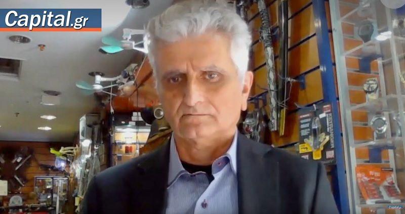 N. Κογιουμτσής στο Capital TV: Το λιανεμπόριο χρειάζεται ένα πρόγραμμα ΕΣΠΑ σαν αυτό της εστίασης