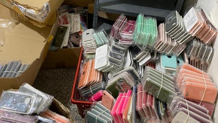 Πρόστιμα 60.500 ευρώ για εμπορία και διακίνηση απομιμητικών αγαθών από τη ΔΙΜΕΑ