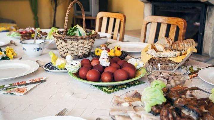 Ανοδικά κινήθηκε το λιανεμπόριο τροφίμων το Πάσχα