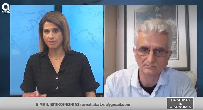 Ν. Κογιουμτσής: Απαιτείται γενναίο κούρεμα οφειλών και ρύθμιση υπολοίπου σε 120 δόσεις