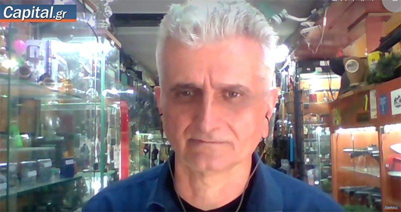 Ν. Κογιουμτσής στο Capital TV: Ένα νέο lockdown θα αφήσει ερείπια στην αγορά