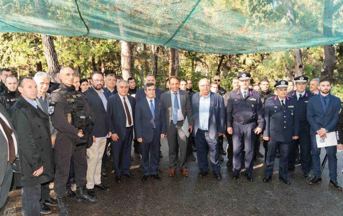 Σώθηκαν ζωές πολιτών και αστυνομικών χάρη στους αιμοστατικούς επιδέσμους που προσέφερε το Ε.Ε.Α. στην ΕΛ.ΑΣ.