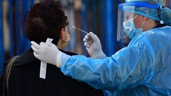 Κορονοϊός-Ελλάδα:1.605 κρούσματα, 176 διασωληνωμένοι, 10 θάνατοι