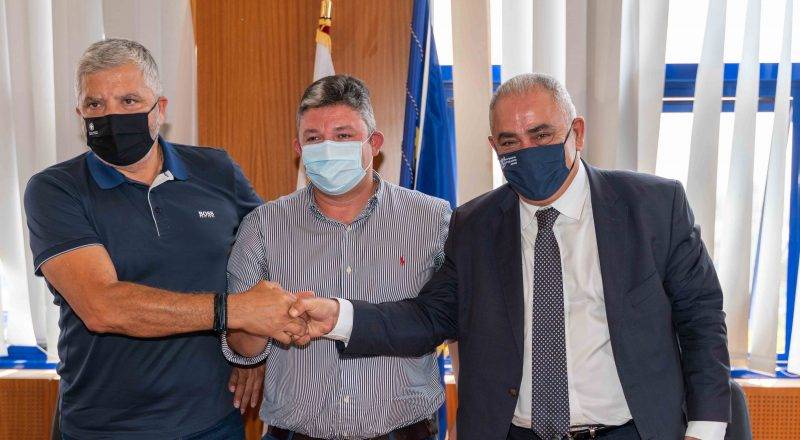 ToE.E.A. στην πυρόπληκτη περιοχή των Αχαρνών για την ενίσχυση των πληγέντων επιχειρήσεων με 100.000 ευρώ